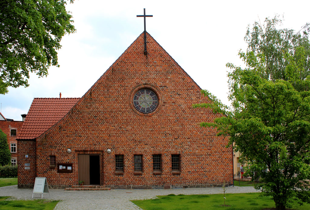 Neue Kirche Wismar
